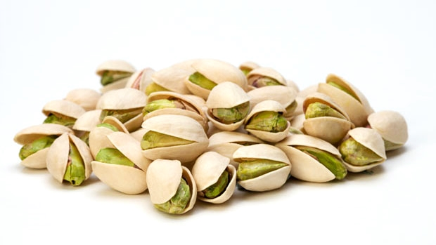 Studies Show Pistachios Boost Hearth Health + Tex Mex Pitas Recipe with Pistachios (Vegetarian and Chicken versions!)