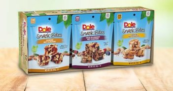 Dole Snack Bites and Sticks (Dairy-Free Varieties) Reviews and Information