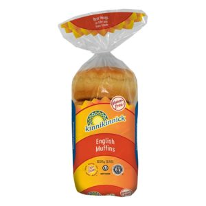Kinnikinnick Gluten-Free English Muffins Review and Info (also dairy-free)