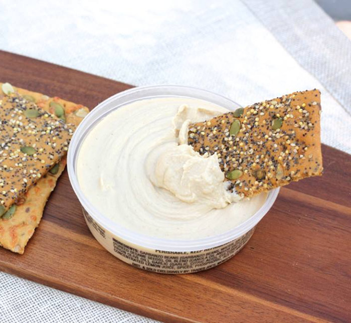 Doctor Kracker Snackers - A seedy whole grain cracker alternative for healthy snacking!
