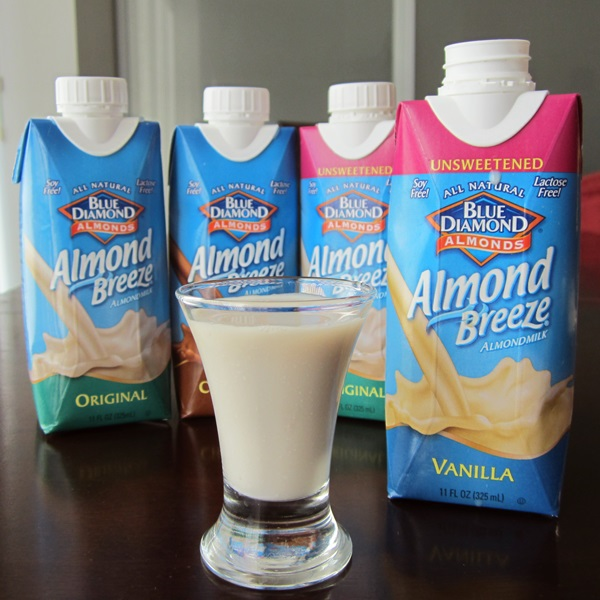 Almond Breeze Milk Alternative Singles All Flavors