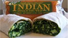 Amy's Organic Indian Spinach Tofu Wrap