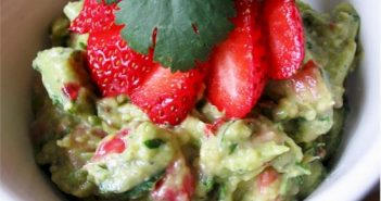 Berry Guacamole