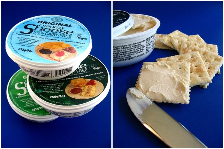 Creamy Sheese Dairy Free Cheese Alternatives (Review) - a UK vegan cheese company (available in the US, too!)
