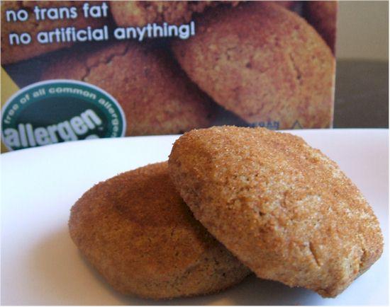 Enjoy Life Cookies