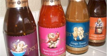 Ginger People Sauces