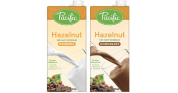 Pacific Foods Hazelnut Milk - a rich and creamy alternative available in original or chocolate!