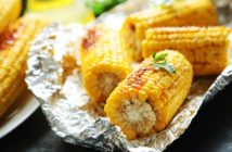 Dairy-Free BBQ Corn on the Cob Recipe - Buttery, spicy, and ready for the grill (vegan and paleo-friendly)