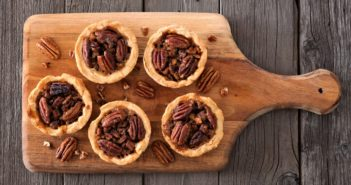 Dairy-Free Mini Pecan Tarts Recipe