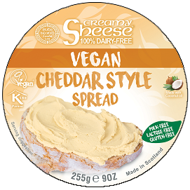 Creamy Sheese Reviews & Information (Dairy-Free Cream Cheese Alternative in Various Vegan Flavors)