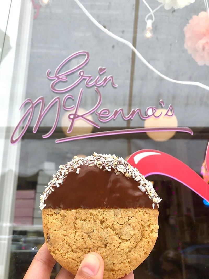 Erin McKenna's Bakery is Now Open in 4 U.S. Locations. All completely dairy-free, egg-free, gluten-free, and vegan.