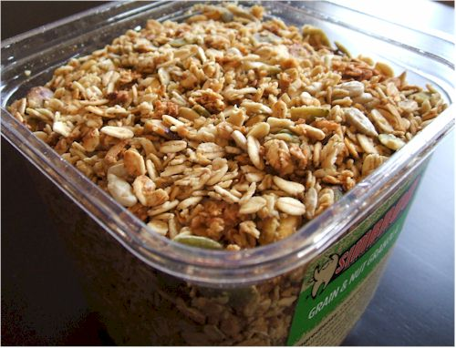 Feed granola discontinued