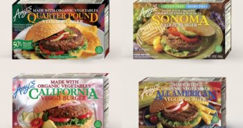 Amy's Veggie Burgers Review - All Vegan!