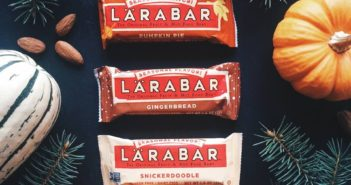 Larabar Review - Holiday Flavors & Beyond, all Dairy-Free, Vegan & Gluten-Free