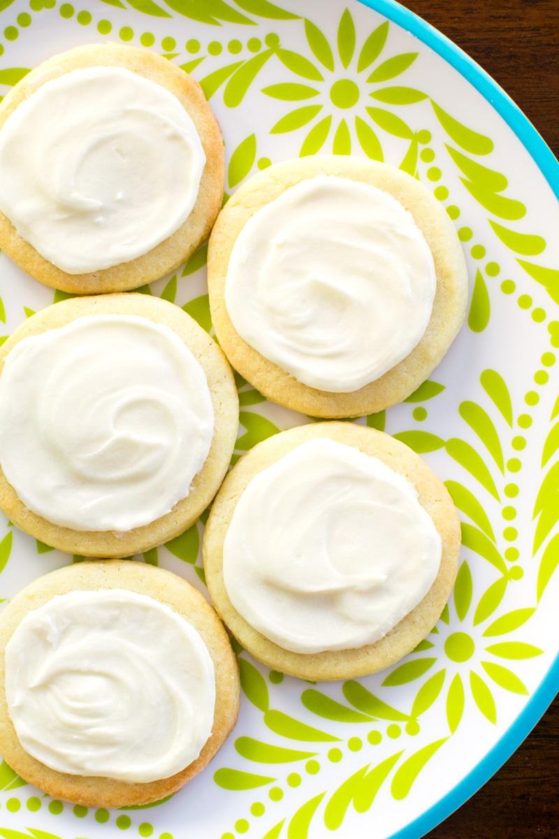Basic Vegan Sugar Cookies