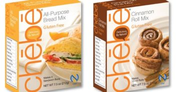 Chebe Gluten Free Mixes (Dairy-Free Versions) - Breads that are slightly unusual. but unusually good