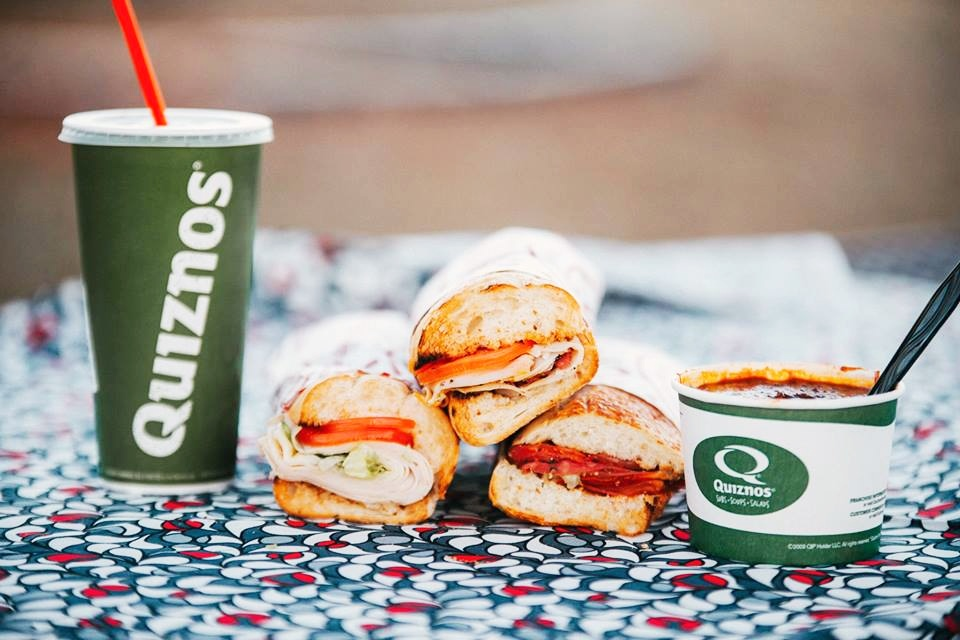 Quiznos - - Dairy-Free Menu Items and Allergen Notes
