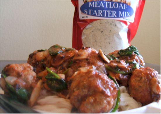 Gluten Free Essentials Meatloaf Mix