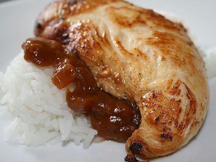 Janelle's Peanut Sacue Chicken