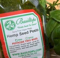 Basiltops Pesto