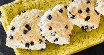 Basic Dairy-Free Scones Recipe - naturally vegan, too!