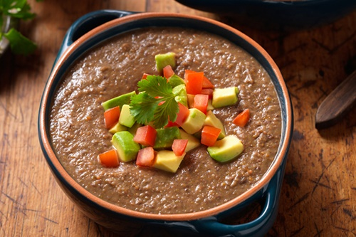 6 Surprising Secrets to Bone Health + this Smokey Black Bean Soup Recipe