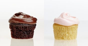 Divvies Cupcakes - made in a kosher dairy-free, egg-free and nut-free facility. Ships nationwide with frosting!