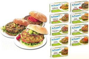 Dairy-Free Product Reviews: Meatless Meats, Vegan Veggie Burgers