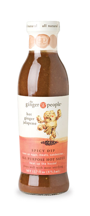 Ginger People Sauces and Marinades (review)