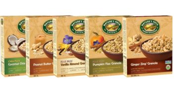 Nature's Path Granola (Review) - All Organic & Non-GMO, Several Dairy-Free Varieties