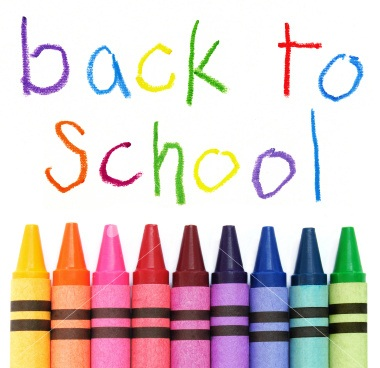Back to School with Crayola Crayons