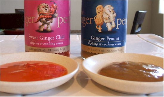Ginger People Dipping