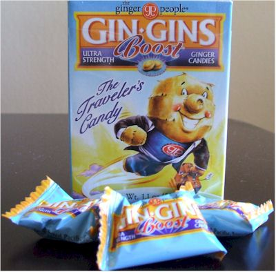 The Ginger People Candies and Chews Review (Gin Gins!)