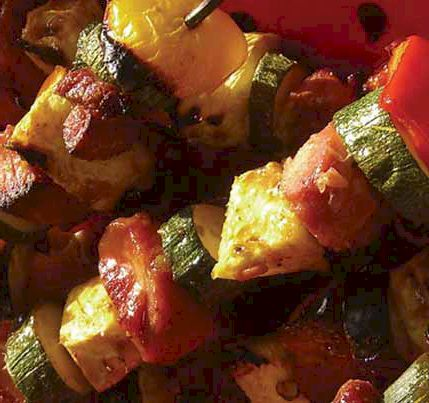 Ham Kebabs from Foods Matter