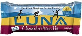 Luna Bar Chocolate Pecan Pie