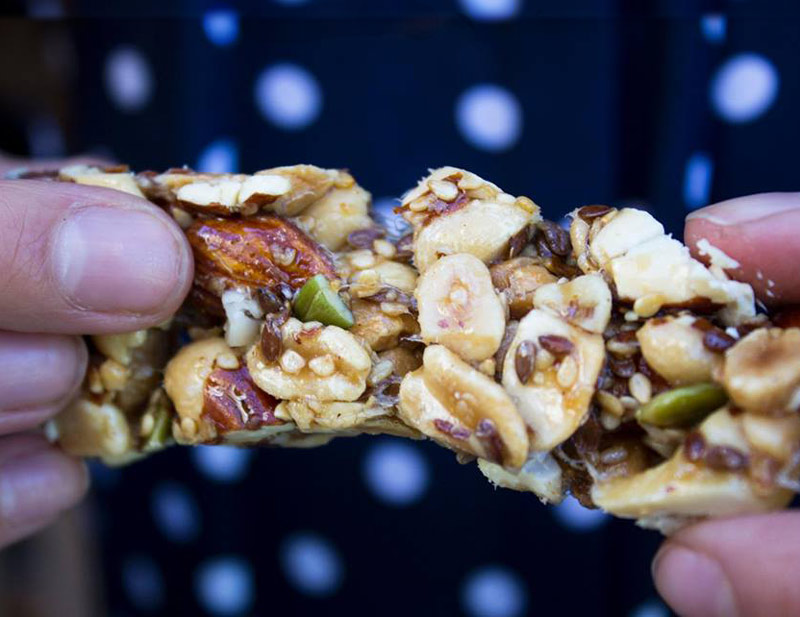 Nature's Path Sunrise Chewy Granola Bars (Dairy-free Review) also known as Breakfast Bars