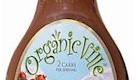 """Organicville """"Fruit-Inspired"""" Organic Vinaigrettes"""