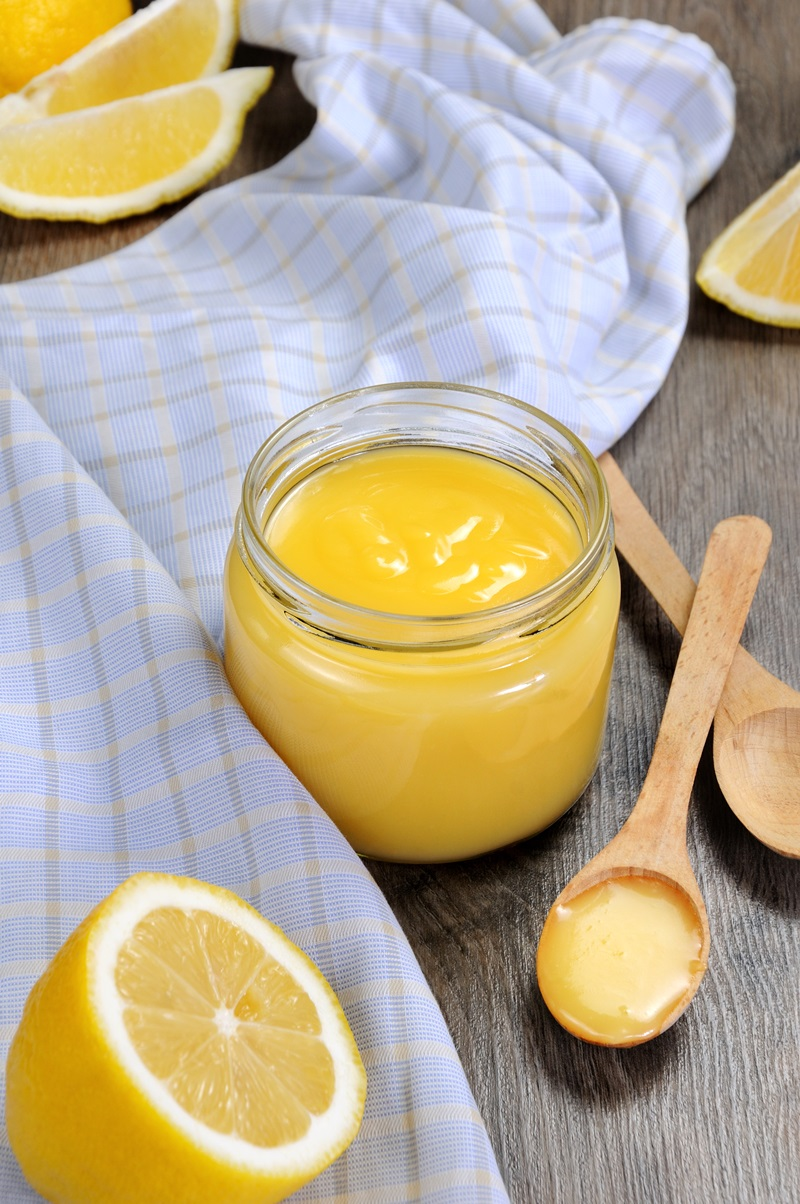 Dairy-free Lemon Cake Filling or Curd Recipe - easy, butter-free, and nut-free