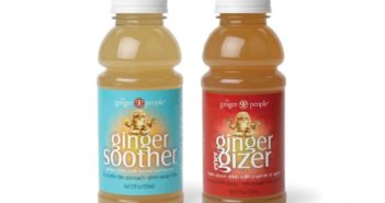 The Ginger People Beverages (Review) - naturally dairy-free, tummy-taming drinks, including Soothers, Energizers and Ginger Beer