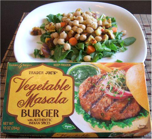 TJ's Masala Burger