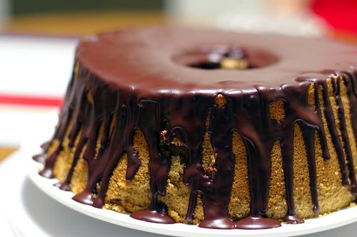 Espresso Chiffon Cake Recipe (Dairy-Free & Nut-Free)