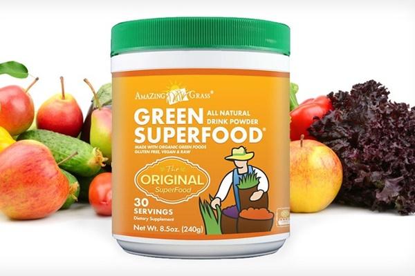 Best green drink powder reviews