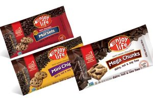 Enjoy Life Chocolate Chips - Mini Chips, Mega Chunks and Dark Chocolate Morsels