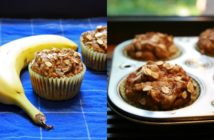 Vegan Pumpkin Banana Muffins Recipe