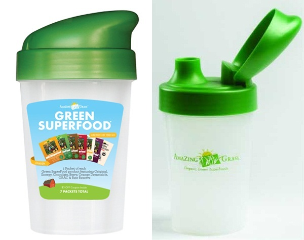 Amazing Grass Shaker Cup