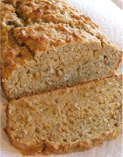 Alisa's Banana Coconut Bread