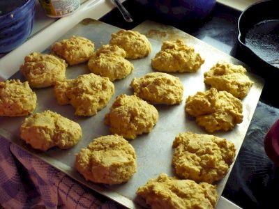 Gluten-Free Drop Biscuits