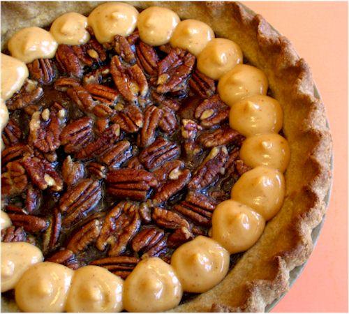 MSV Pumpkin Pecan Pie