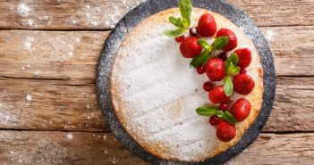 Basic Dairy-Free Sponge Cake Recipe, Ready for Your Favorite Toppings