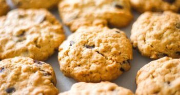 Dairy-Free Gluten-Free Oatmeal Cookies Recipe - a simple, timeless, crowd-pleasing dessert from the Bob's Red Mill test kitchens. Also nut-free, soy-free optional, and includes egg-free and vegan options.